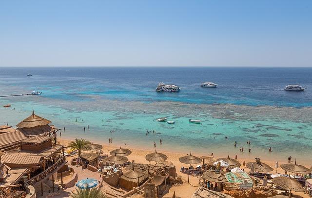 Шарм-Эль-Шейх – жемчужина Египта