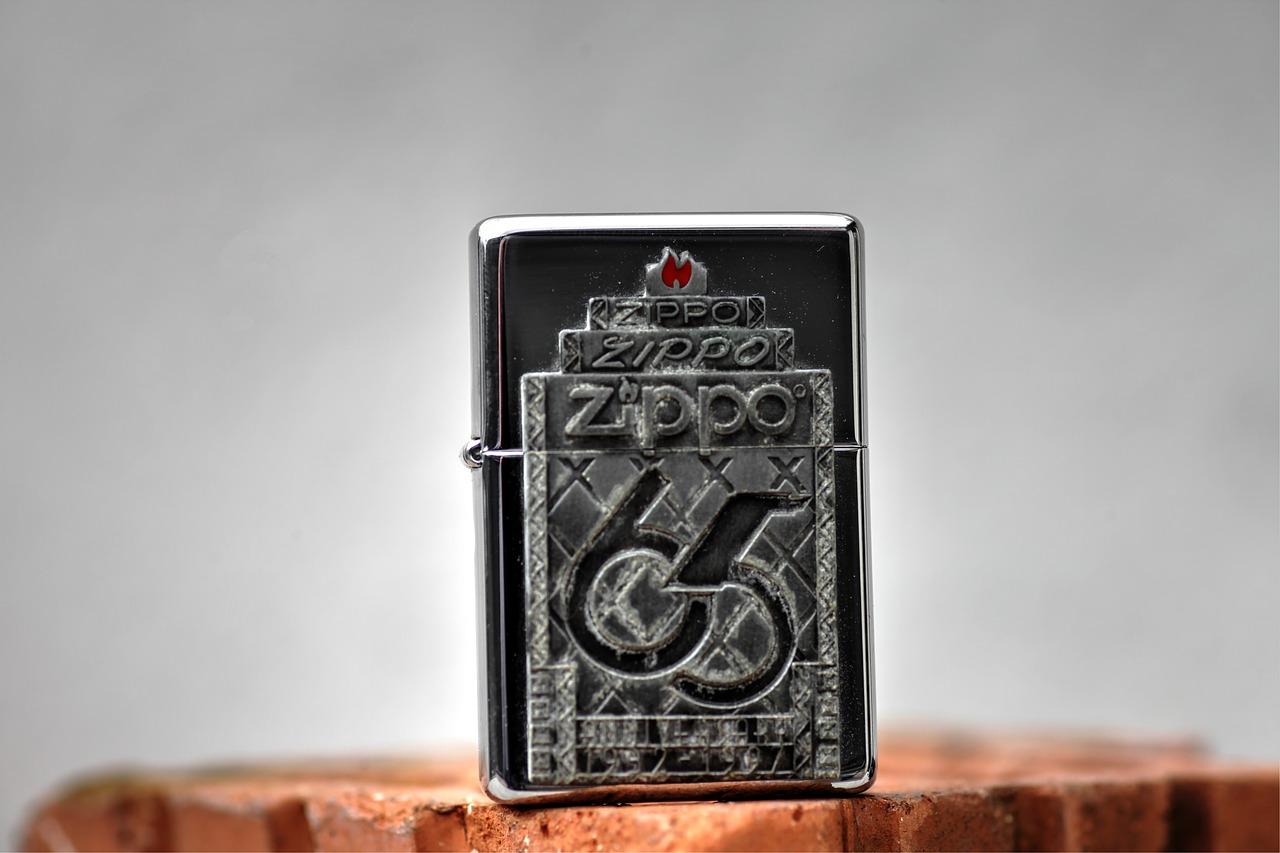 оригинальная зажигалка zippo