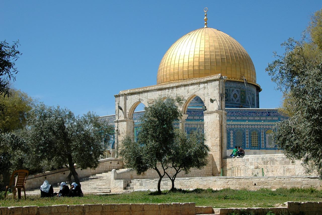 Израиль Купол Скалы
